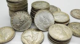 Caravelle: Le monete da 500 lire d'argento