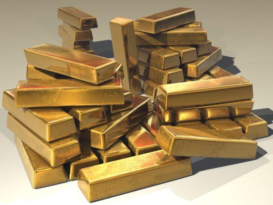 Un tesoro in lingotti: si considera un investimento sicuro...ma sempre?